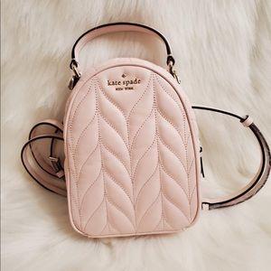 💕Kate spade mini backpack and crossbody bag